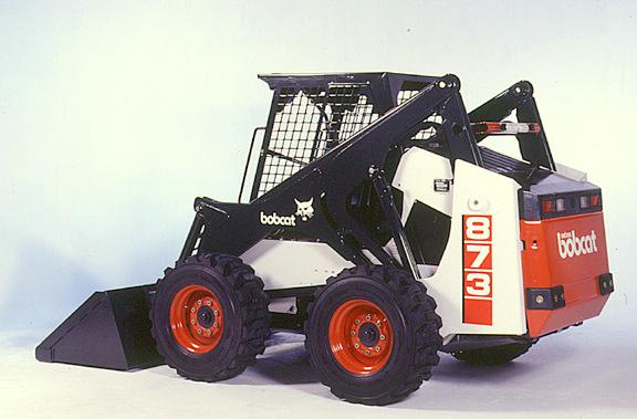 Bobcat 873